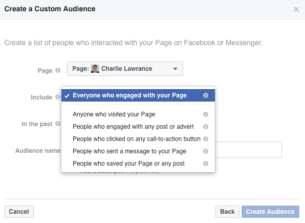 cl-facebook-custom-audience-everyone-who-engaged-with-page social examiner