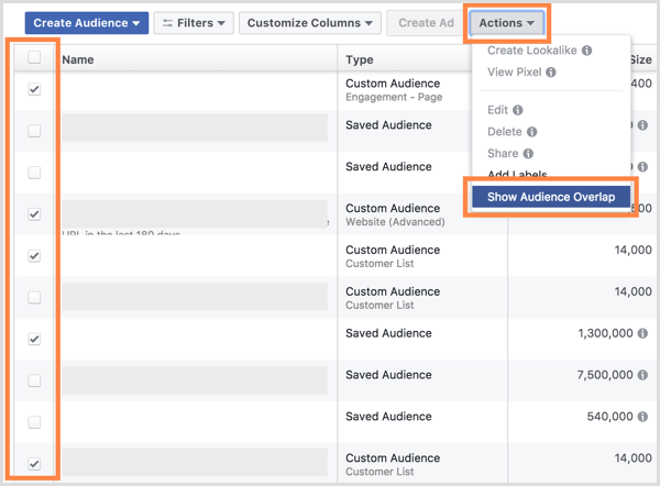 facebook-show-audience-overlap social examiner
