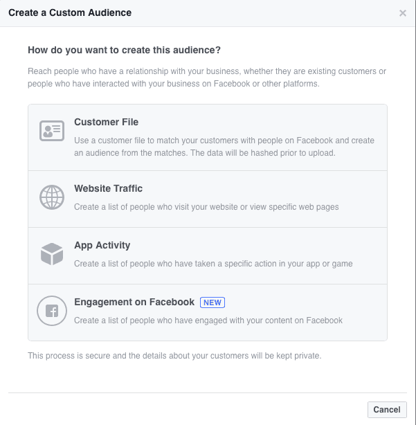 6-8-Custom-Audience-options-Facebook ad espresso