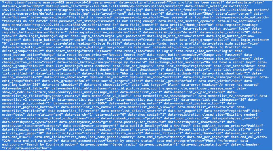 not lightweight site code via neil patel